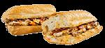 Chicken Alfredo Sandwich