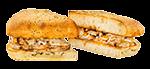 Petto Ala Parmigiania Sandwich