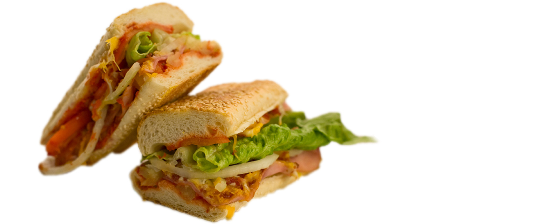 Sarpino's Ham and Cheese Sandwich